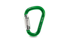 Salewa HMS TWIST LOCK G2 green